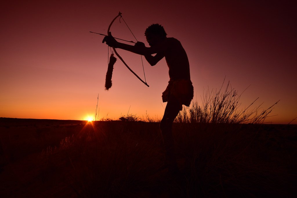 Bushmen du Kalahari