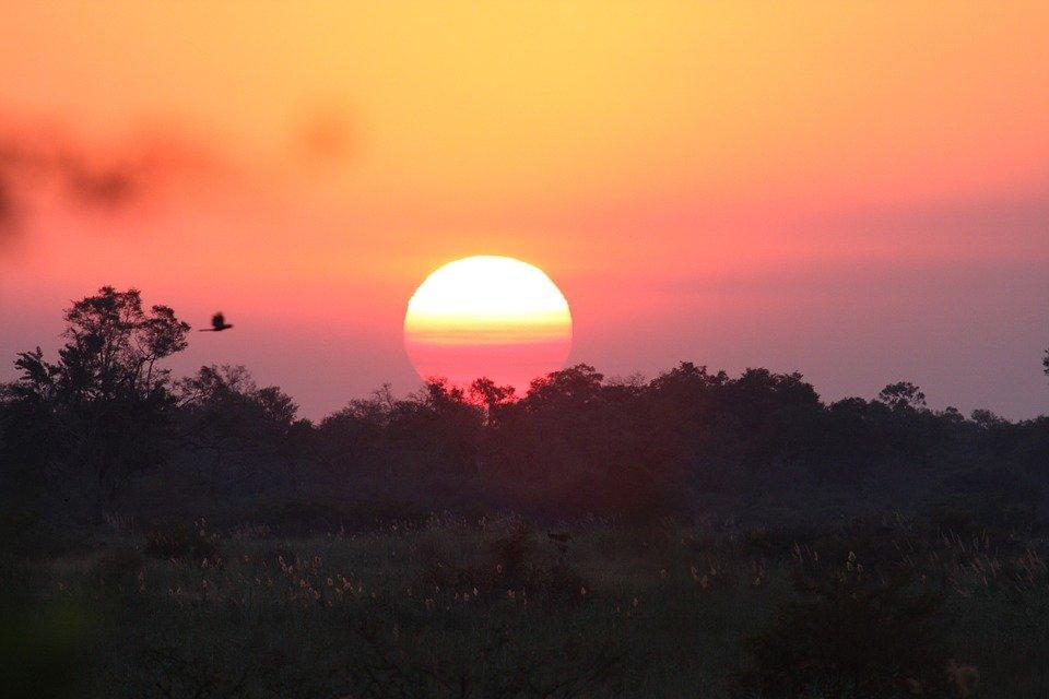 climat au Botswana