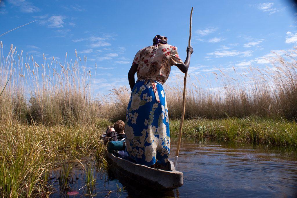 Okavango Botswana