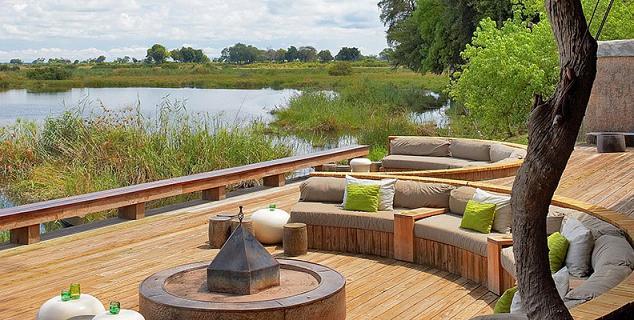 voyage de luxe au Botswana