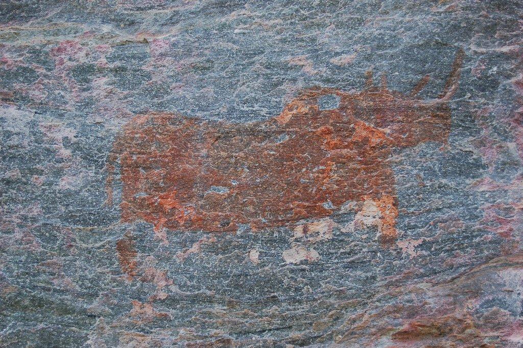 tsodilo peinture rupestre