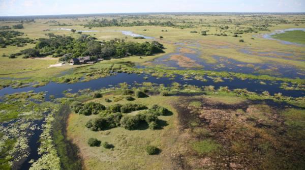Selinda Botswana