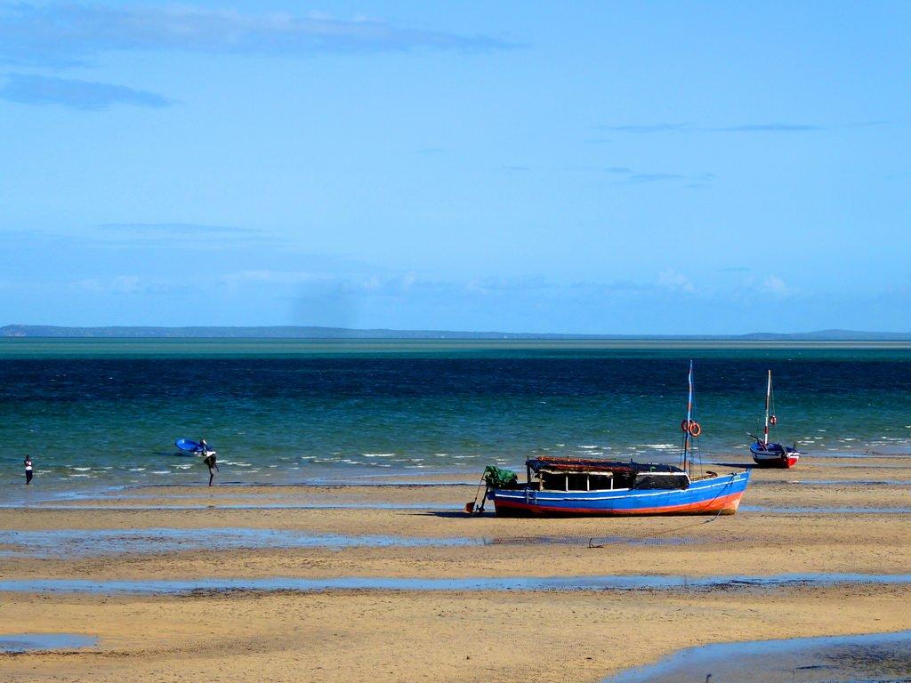 Circuit au Mozambique