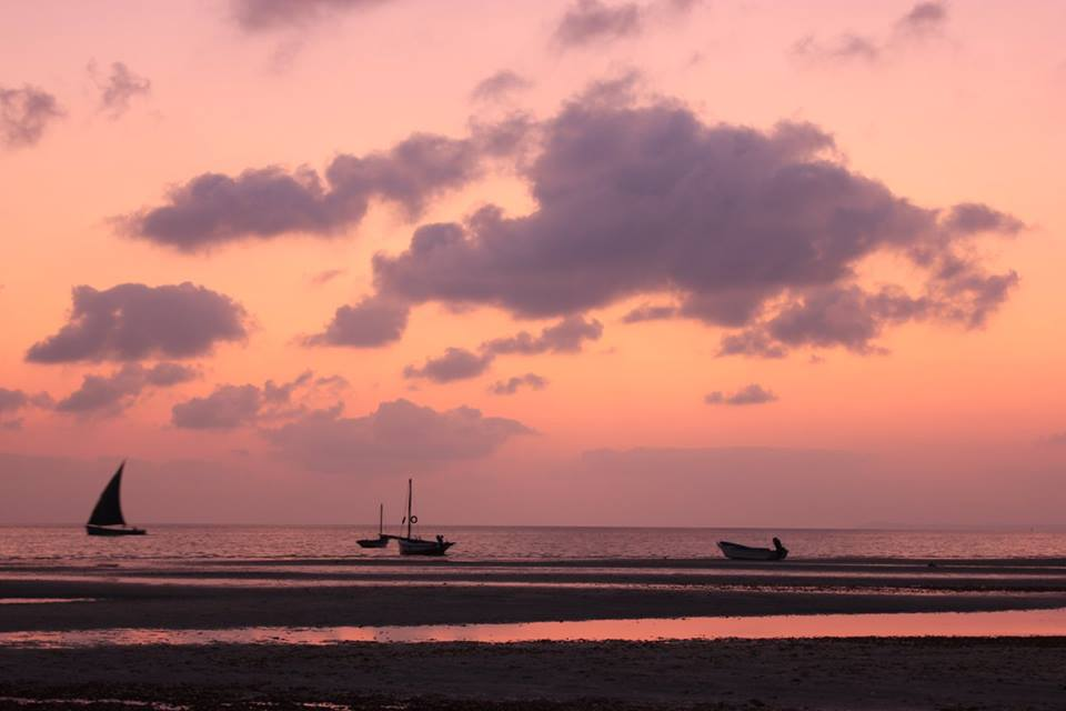 séjour au Mozambique