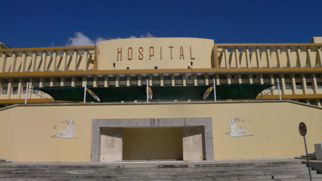 hopital Maputo