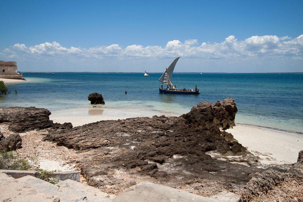 plage maputo