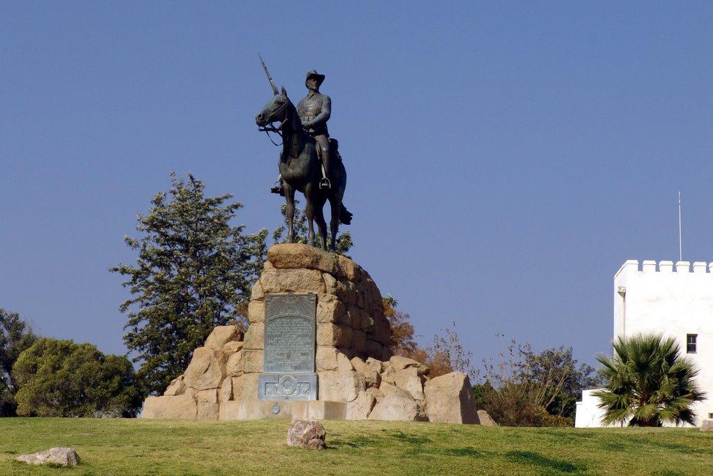 reiterdenkmal windhoek