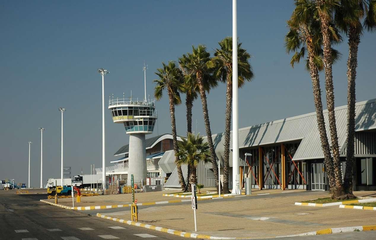 aéroport Windhoek