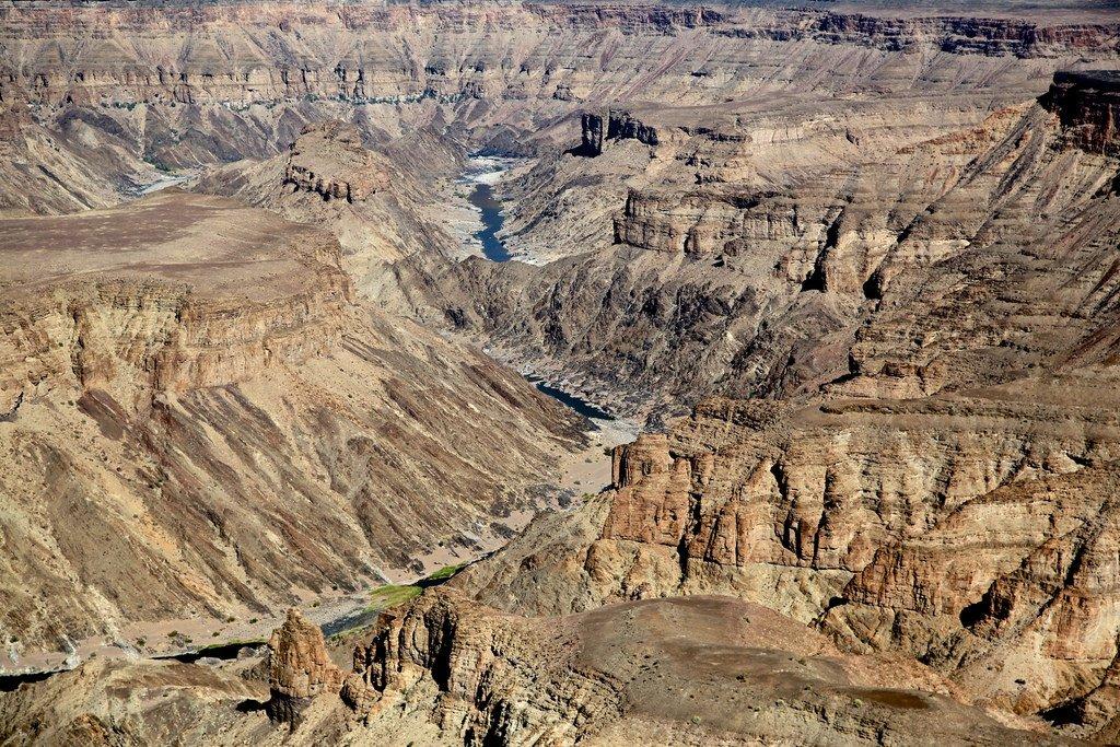 Canyon Namibie