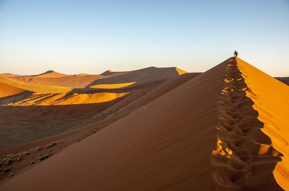 Désert Namib Namibie