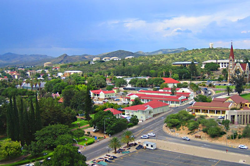que faire à windhoek