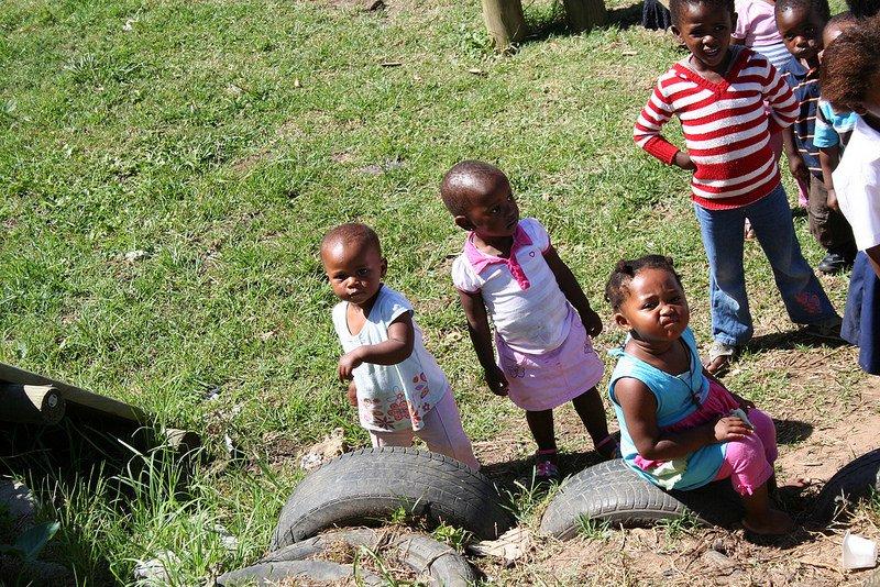creche township afrique du sud
