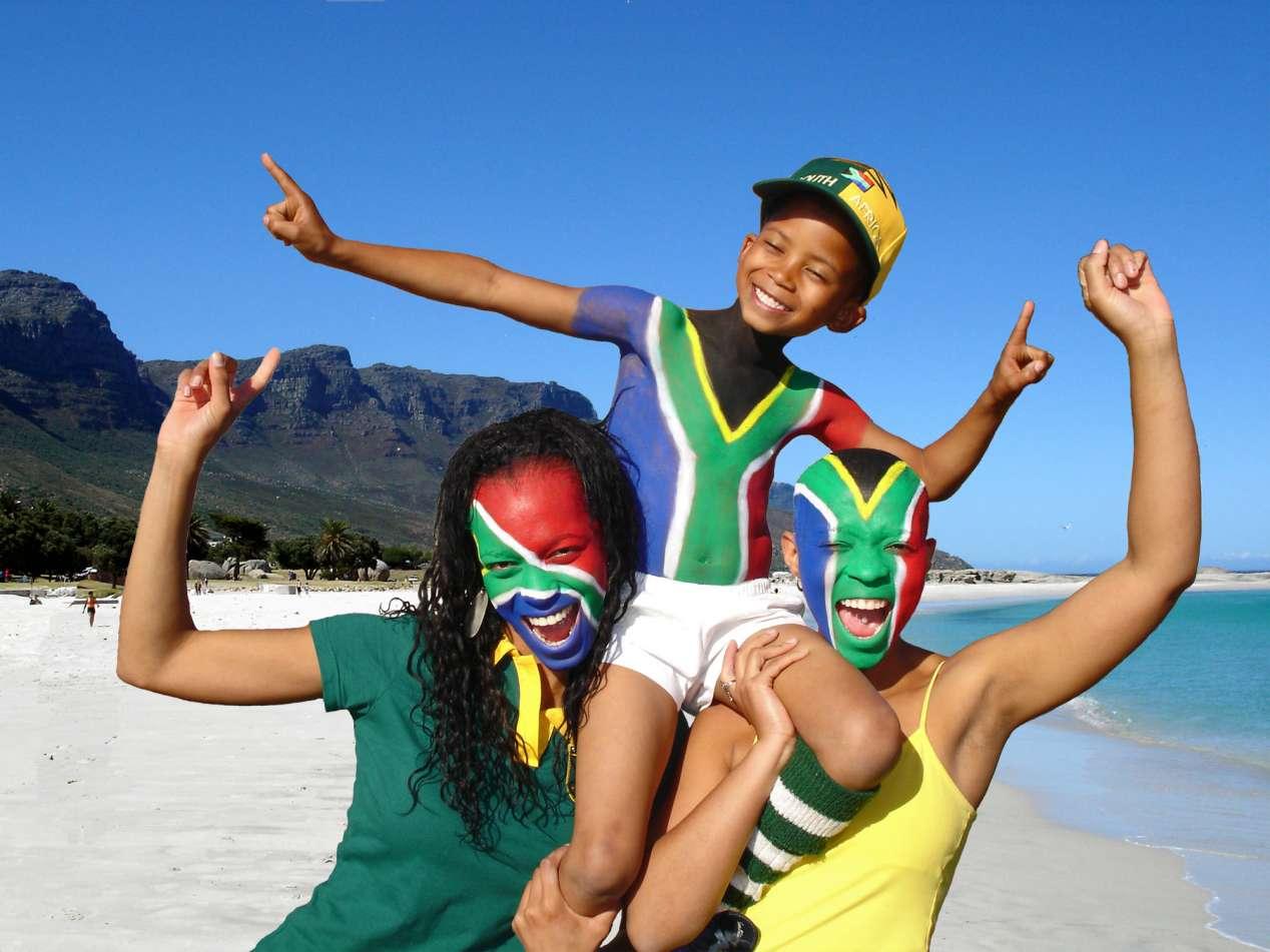 veiligheid in Zuid-Afrika