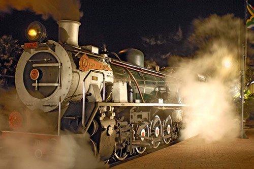 train rovos rail