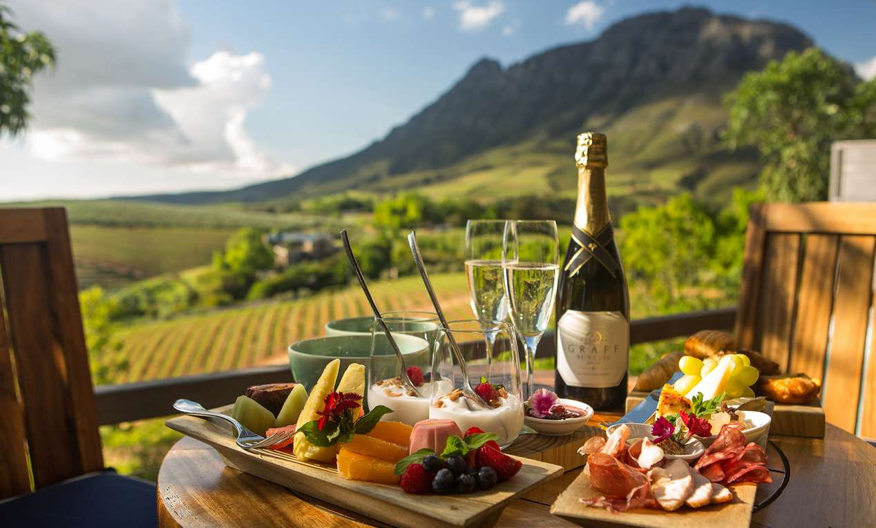 Stellenbosch Hotels Luxury