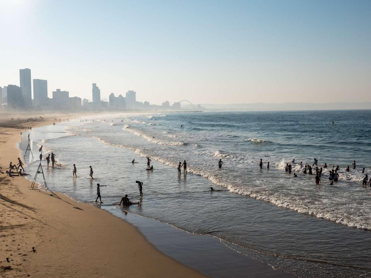 Durban bord de mer