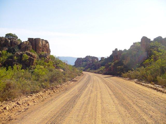route cederberg