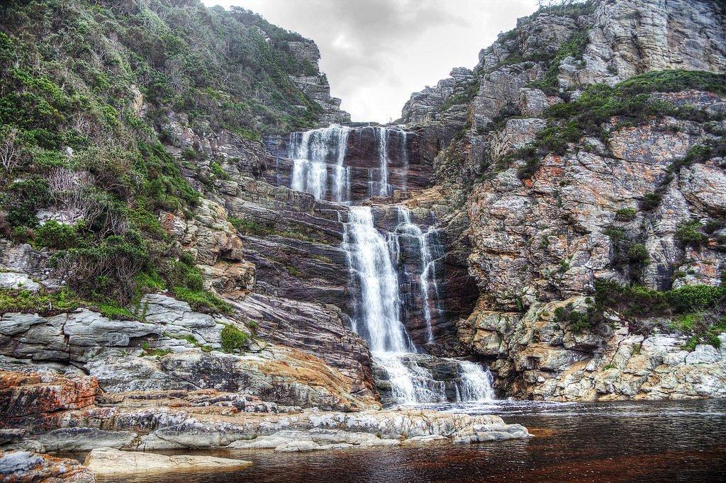 otter trail cascade tsitsikamma