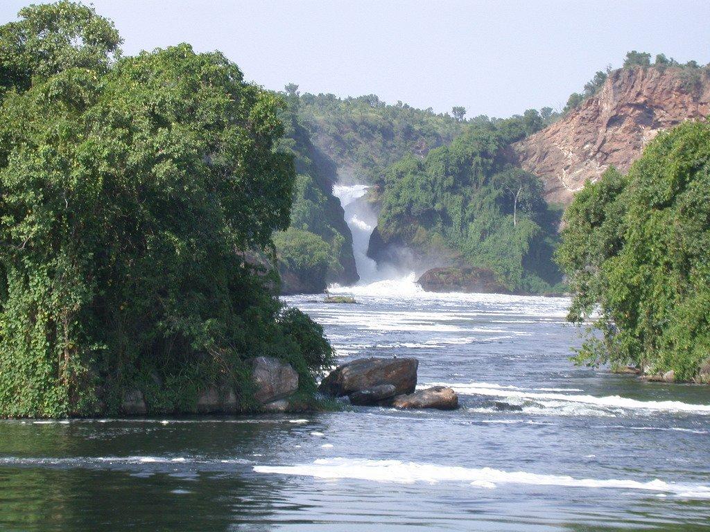 chutes ouganda