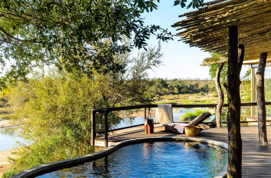 Lodge Singita Boulders