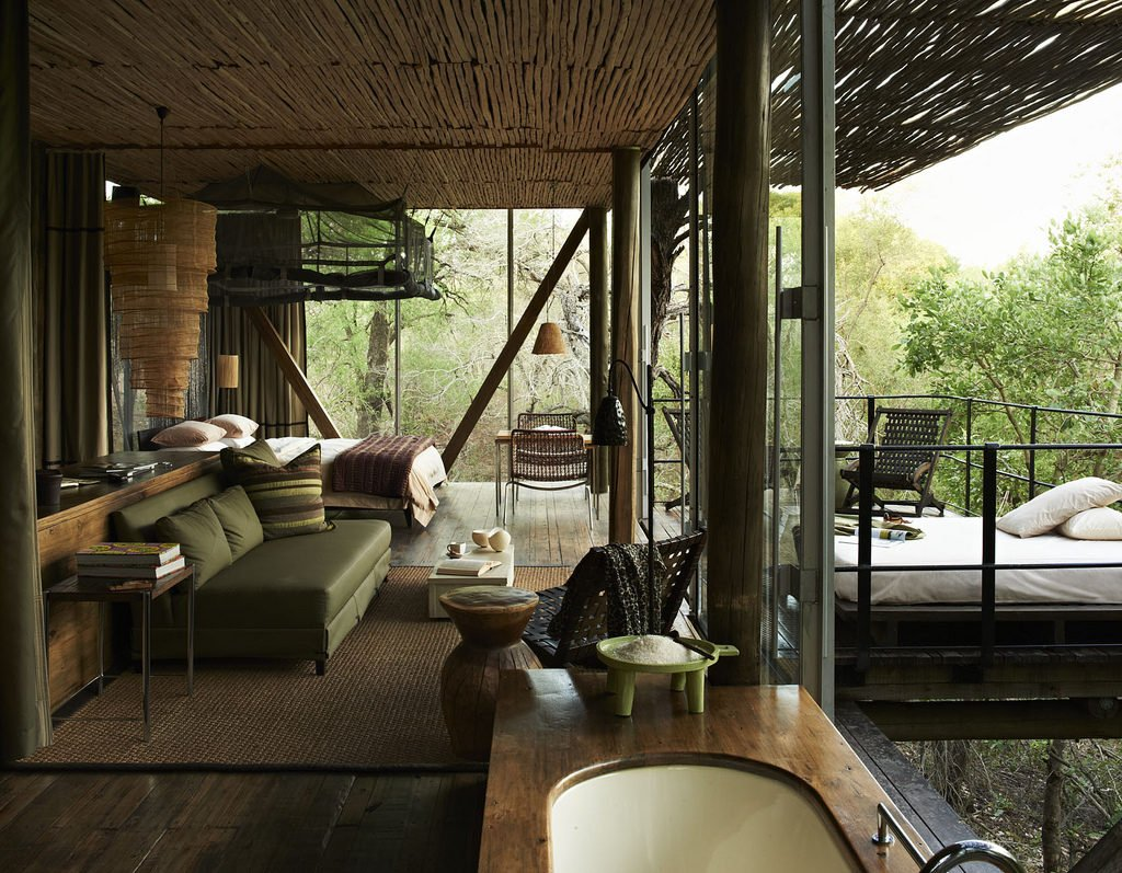 Lodge Singita Sweni