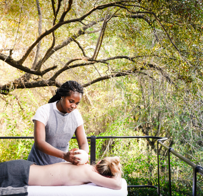 Spa Singita Sweni