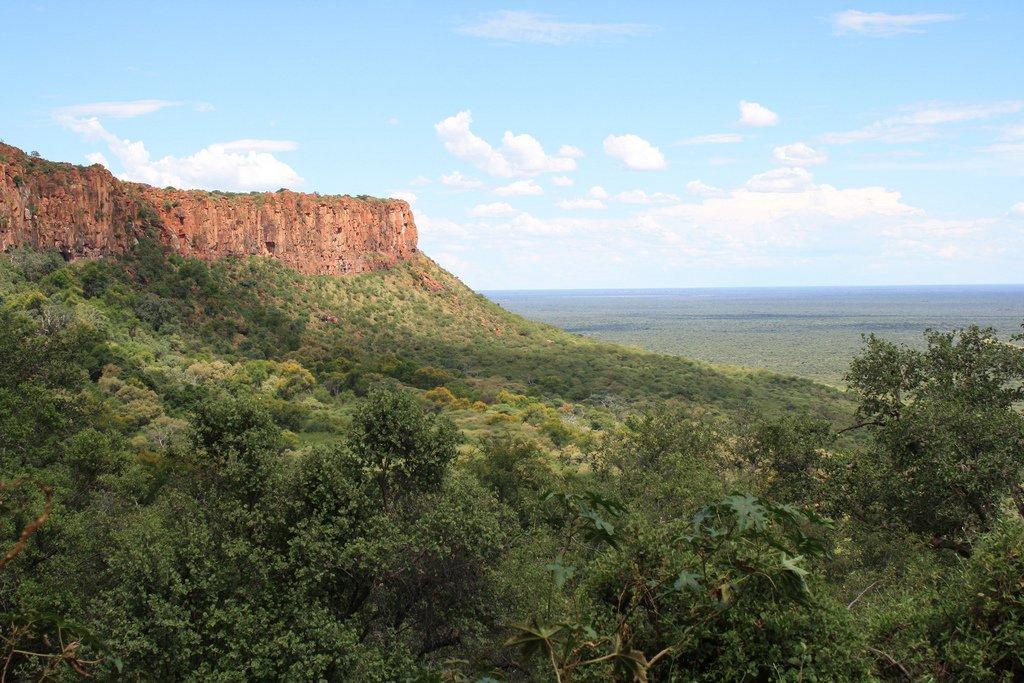 Waterberg Afrique du Sud