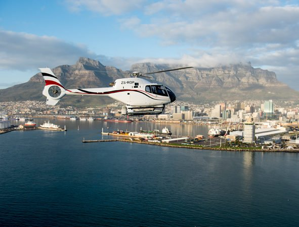 cape town helicoptere