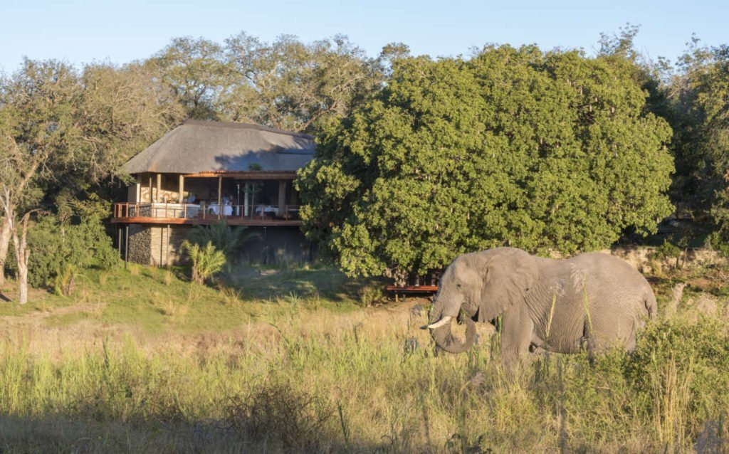Elephant Dulini River Lodge