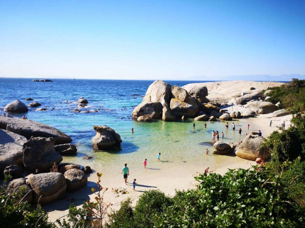 boulder's beach le cap