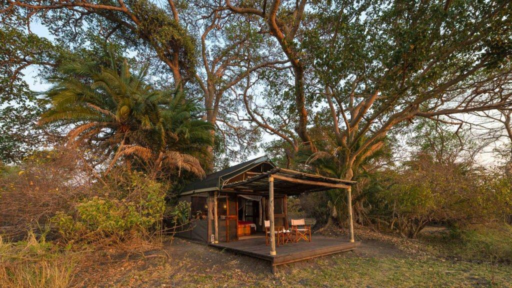 Busanga Bush Camp