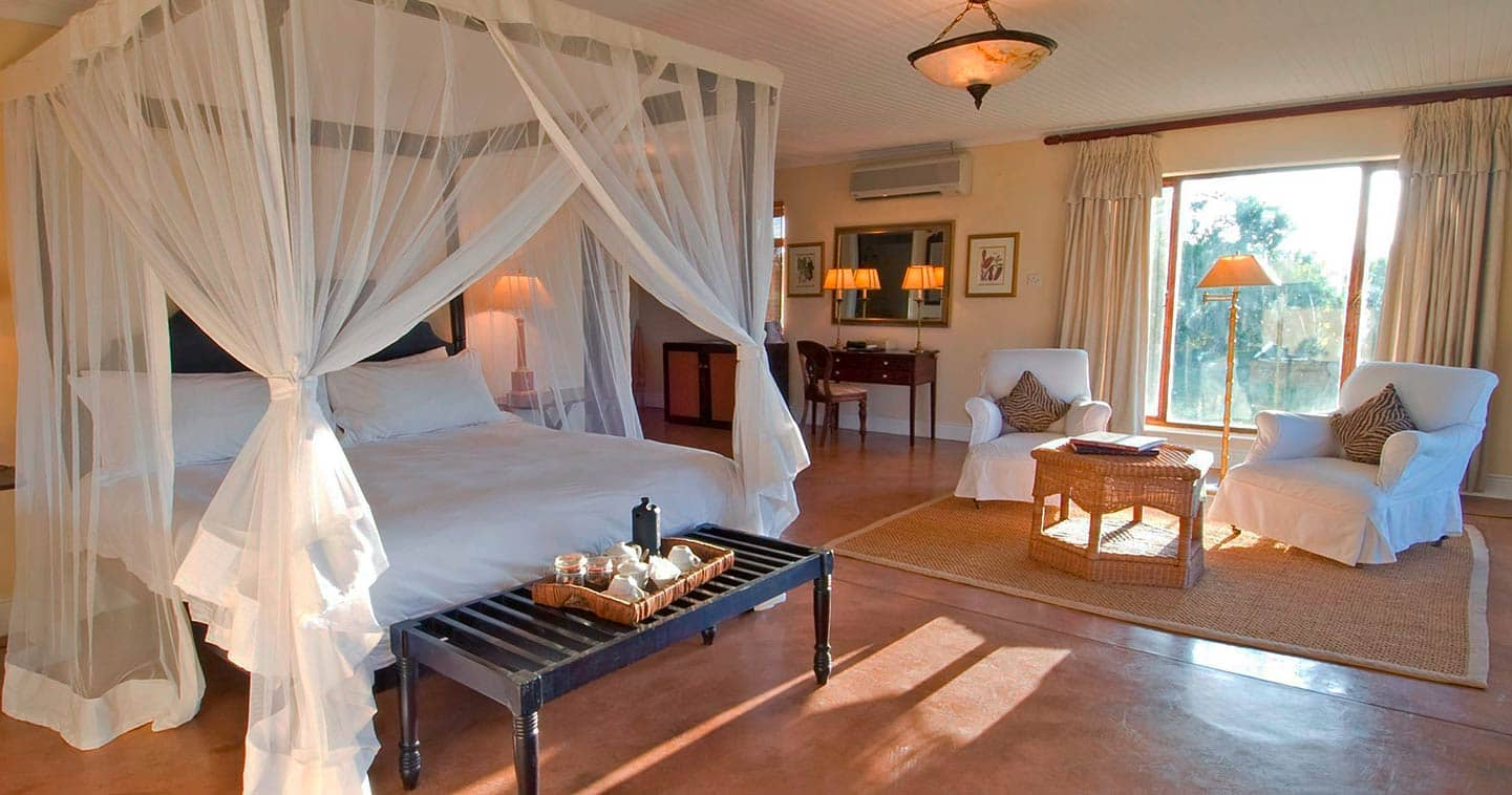 Sanctuary Chichele Presidential Lodge