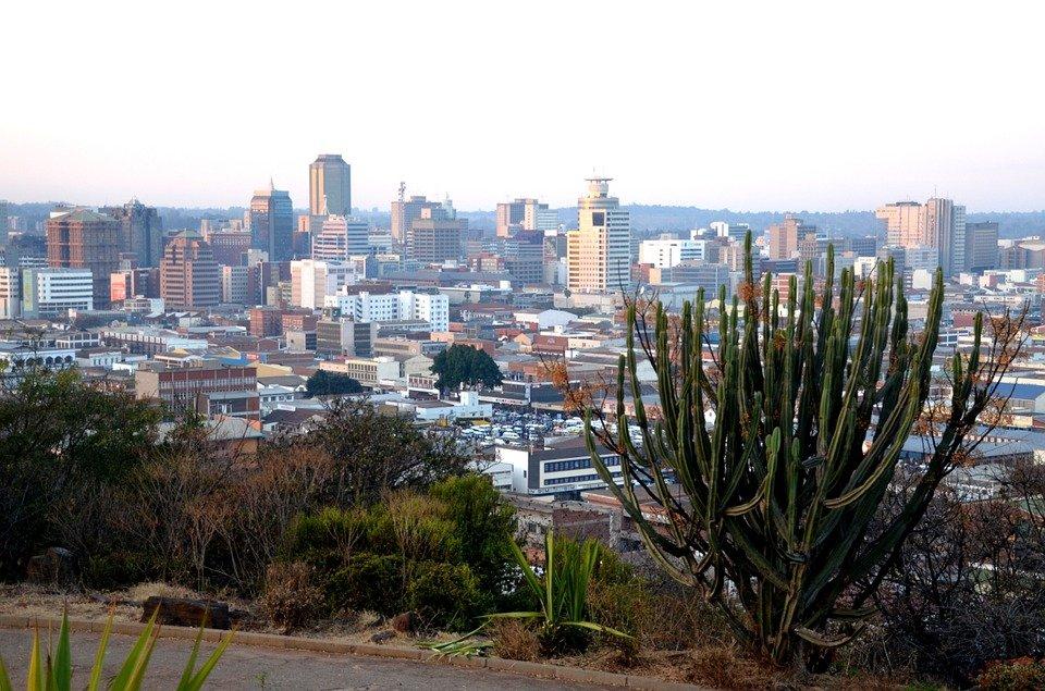 harare au zimbabwe